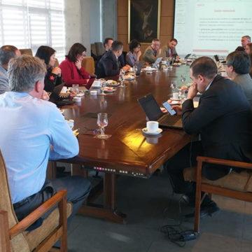Consejo Superior y asesores externos uniforman miradas sobre Acreditación Institucional