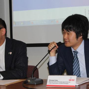 Con Japón como protagonista CEDAP UCSC inició ciclo de charlas Apec