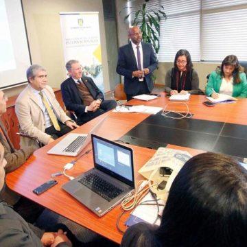 UCSC participa en reunión semestral de Comisión de Relaciones Internacionales del Cruch