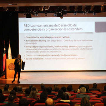 Instituto Tecnológico recibió seminario sobre formación técnica