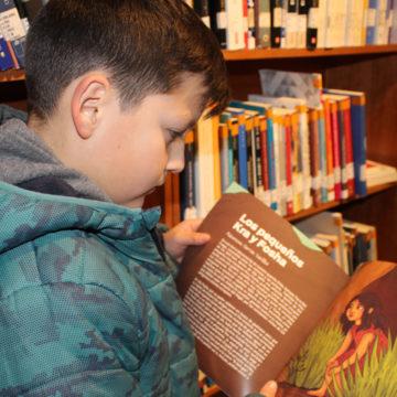Relatos sobre culturas ancestrales buscan acercar a menores a pueblos originarios del país