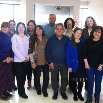 Proyecto FAE entrega capacitación a cuidadores de adultos mayores