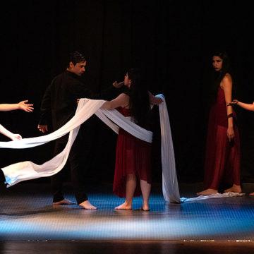 Alta convocatoria marca primera versión del Festival Interescolar de Danza UCSC
