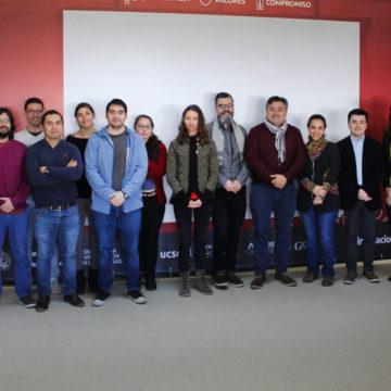 Nuevos postdoctorandos presentaron proyectos en reunión de bienvenida