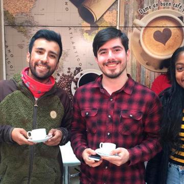 English Coffee Club sigue convocando a alumnos, académicos y administrativos