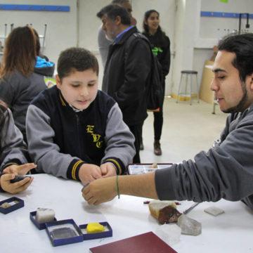 Estudiantes de Educación Básica y Superior fueron parte de la Semana de la Ciencia