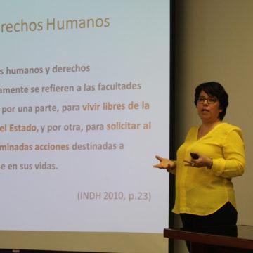 Conversatorio propicia reflexión sobre Derechos Humanos en la crisis actual