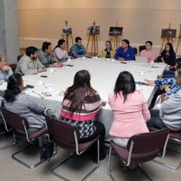 DEAC se reunió con representantes de juntas de vecinos para realizar balances y proyectar acciones