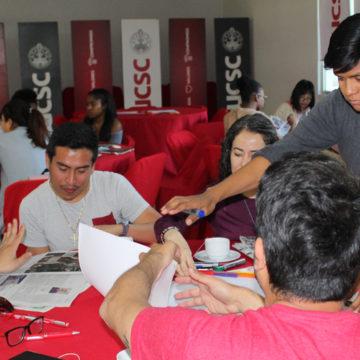 Encuentro de reflexión congrega a estudiantes extranjeros de pre y postgrado