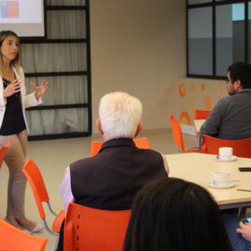Investigadores compartieron proyectos con la seremi de Ciencia, Tecnología, Conocimiento e Innovación