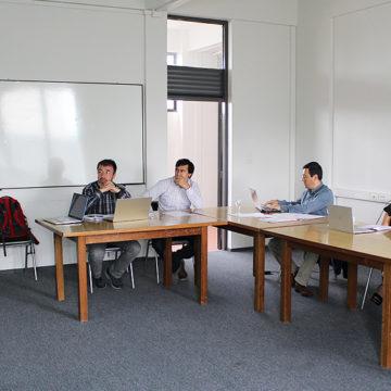 Proyecto Fondef IDeA definió comité directivo para cumplimiento de objetivos