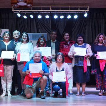 Emprendedores de la Provincia de Arauco se certificaron en proyecto que potencia el emprendimiento local