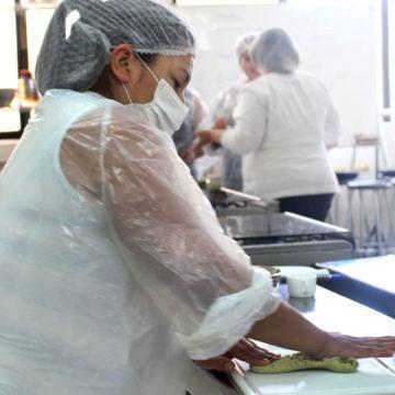 Algueras de Tomé, Arauco y Coronel mejoran procesos de producción