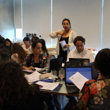 Docentes del Instituto Tecnológico participan de taller de elaboración de Syllabus