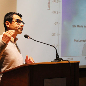 Comportamiento e impactos del tsunami de 2010 fueron explicados por investigador UCSC