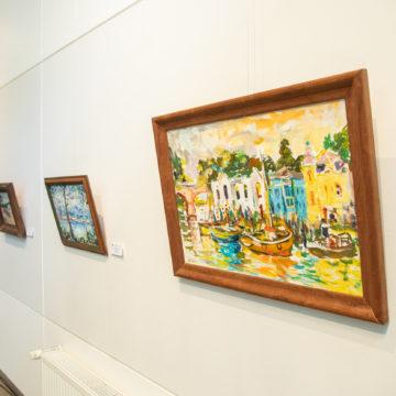 Pinacoteca de Valdivia trajo sus mejores obras a inaugurar temporada de exposiciones en UCSC