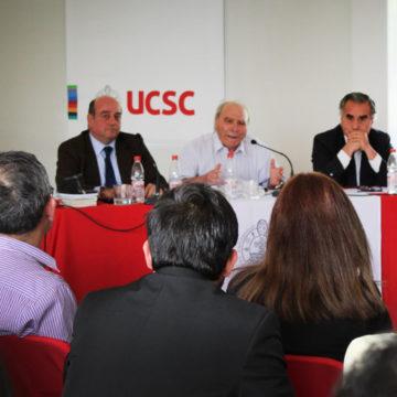 Académicos de la Facultad de Derecho analizaron proceso de Plebiscito Nacional 2020