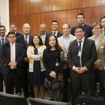 Congreso Internacional de Responsabilidad Civil convocó a comunidad jurídica en la UCSC