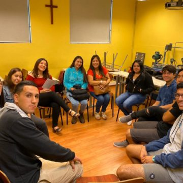 PINVU da partida a versión 2020 con estudiantes del Instituto Tecnólogico UCSC