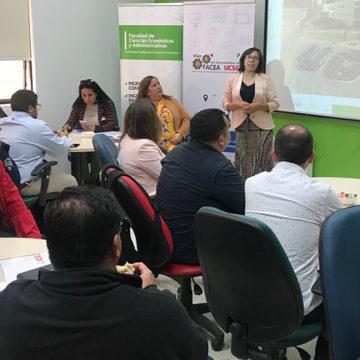 FACEA capacita a a emprendedores locales a través de programa Corfo