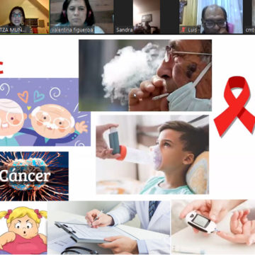 Epidemióloga de la UCSC orientó a comunidad penquista sobre el Covid-19