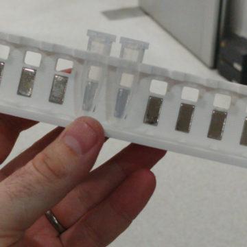 Laboratorio UCSC colaboró con la entrega de implementos de detección impresos en 3D