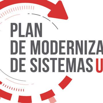 Modernización y mejoramiento de los servicios informáticos institucionales