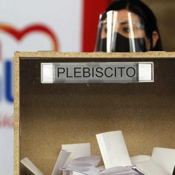 Plebiscito en pandemia: cómo vivir el proceso de sufragio de manera segura