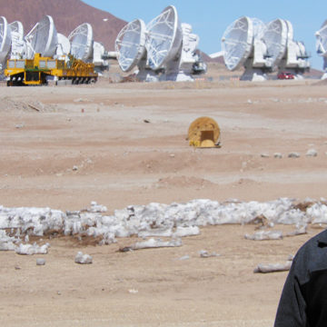 Académico UCSC es parte de comisión científica que protegerá zonas de observación astronómica