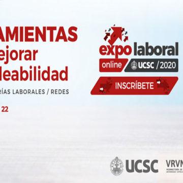 Expolaboral UCSC lanza versión 2020 online