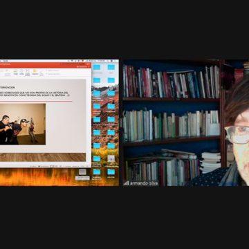 Conversatorio aborda la semiótica y el arte contemporáneo