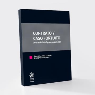 Contrato y caso fortuito son abordados en libro de Derecho