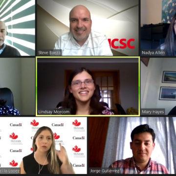 Facultad de Educación genera actividades con universidad canadiense