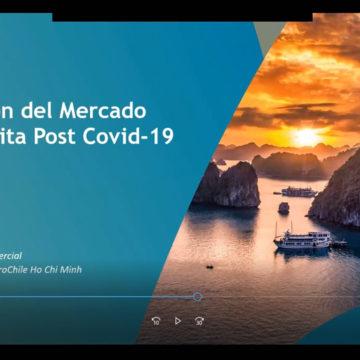 Escenario de mercados asiáticos post Covid-19 fue analizado en webinar de CEDAP