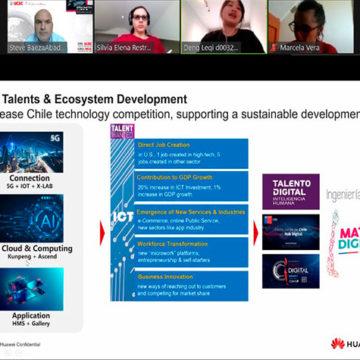 UCSC se actualiza en tecnologías de la información gracias a convenio con empresa Huawei