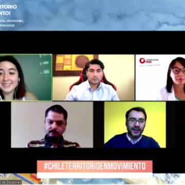 27/F: Lanzan exposición con simuladores 3D que mapean desastres y amenazas en Chile