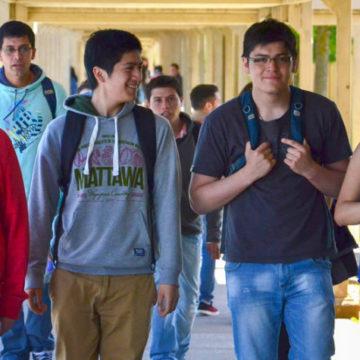 UCSC cierra primer día de matrículas con más del 70% de sus vacantes regulares cubiertas