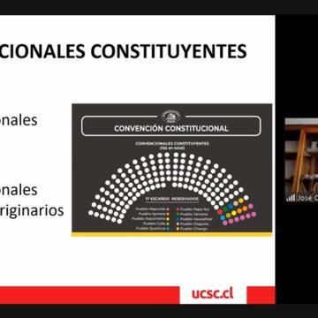 Académicos UCSC reflexionan sobre próximo proceso eleccionario