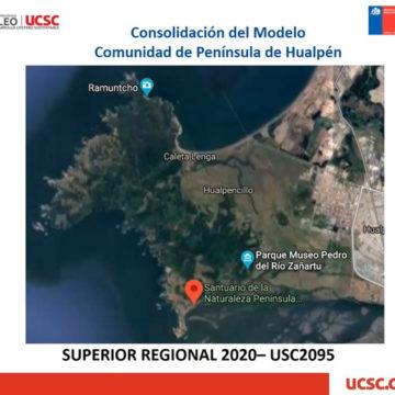 Núcleo Científico Tecnológico identificará riesgos geológicos en Caleta Lenga
