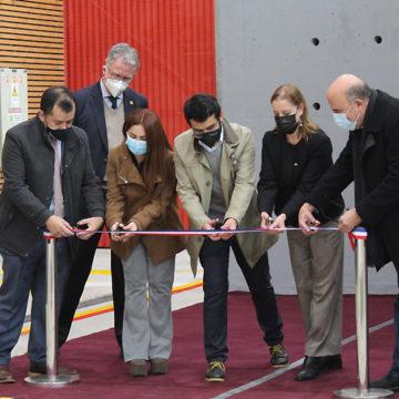 Inauguran nuevo edificio que potenciará la investigación de Ingeniería