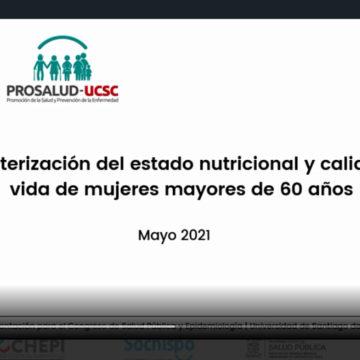 Prosalud del Núcleo CT participó en congresos de salud pública y de epidemiología