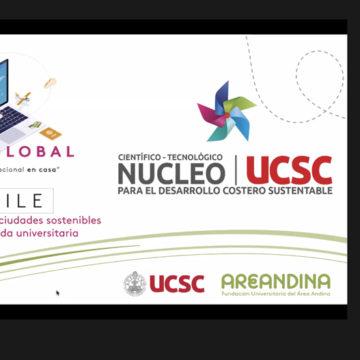 Núcleo CT expuso sobre sus acciones en encuentro internacional Viaje Global