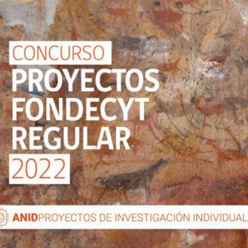Concurso de proyectos Fondecyt Regular abrió convocatoria 2022
