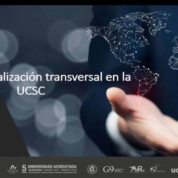 Proyecto de internacionalización transversal avanza a fase de diseño de modelo y acompañamiento
