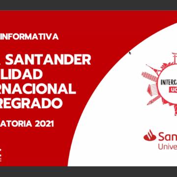 Abierta convocatoria para becas Santander de movilidad internacional