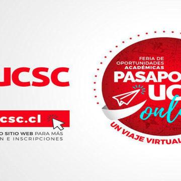 Todo listo para nueva versión de Feria Pasaporte UCSC