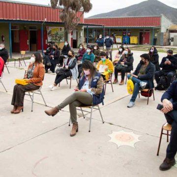 Jornada presencial marca inicio de programa Acciona en la Región de Coquimbo