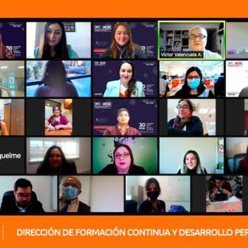 Funcionarios del Servicio de Salud Atacama se certifican en dirección de instituciones públicas