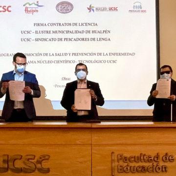Cápsulas audiovisuales enseñan sobre prevención y promoción de la salud en caleta Lenga