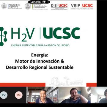 Proyectos de energía UCSC se presentaron en seminario de ProChile